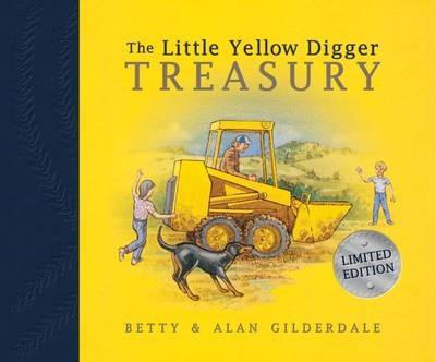 Little Yellow Digger Treasury - pr_421929