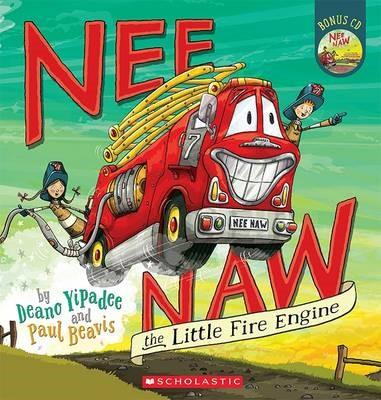 Nee Naw the Little Fire Engine - pr_421926