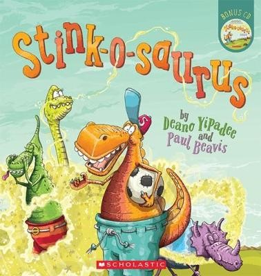 Stink-o-saurus - pr_421932