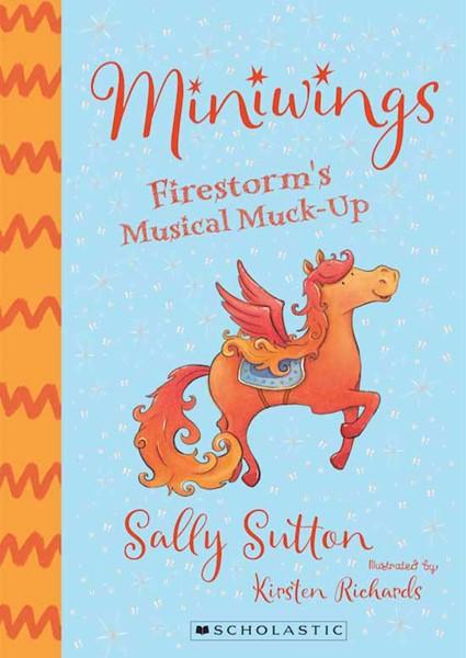 Firestorm's Musical Muck-Up -