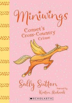 Comet's Cross-Country Crime -