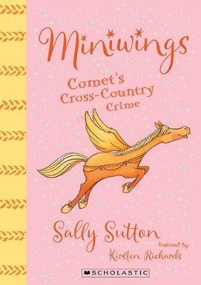 Comet's Cross-Country Crime - pr_1699859