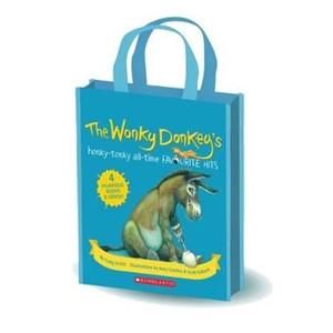 Wonky Donkey Bag of Books