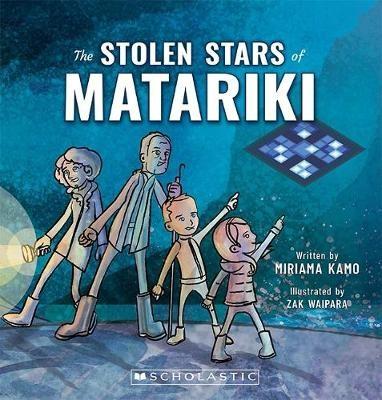 The Stolen Stars of Matariki - pr_428958
