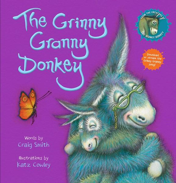 The Grinny Granny Donkey - pr_1776421