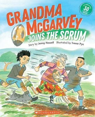 Grandma McGarvey Joins the Scrum -