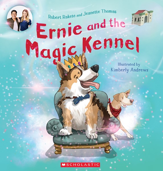 Ernie and the Magic Kennel -