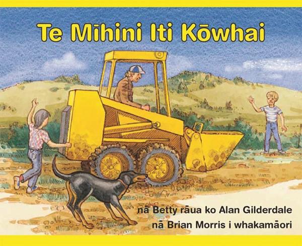 Te Mihini Iti Kowhai -