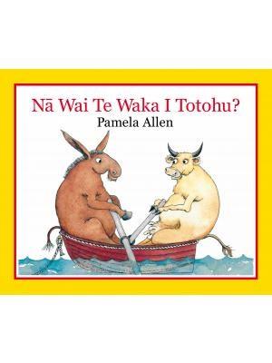 Na Wai Te Waka I Totohu? -