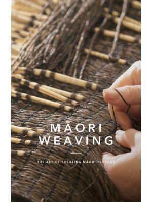 Maori Weaving -
