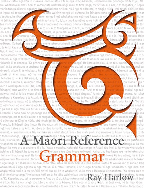 A Maori Reference Grammar -