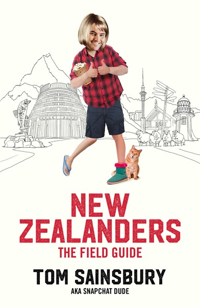 New Zealanders: A Field Guide - pr_1837830