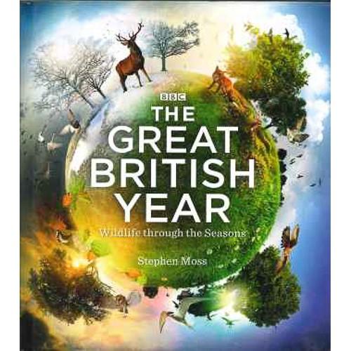 The Great British Year: Wildlife through the Seasons - pr_1775041