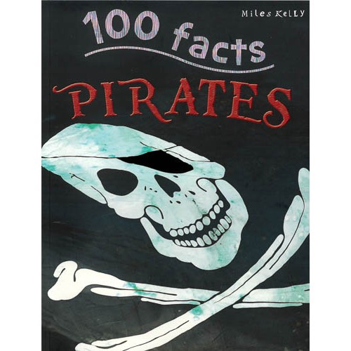 100 Facts Pirates -