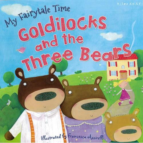 C24 Fairytale Time Goldilocks -