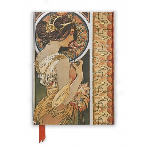 Mucha: Cowslip and Documents Decoratifs (Foiled Journal) - pr_1700138