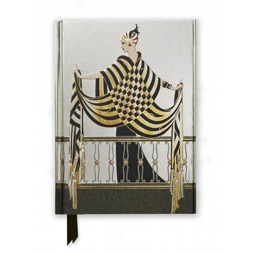 Erte: The Balcony (Foiled Journal) - pr_1701026