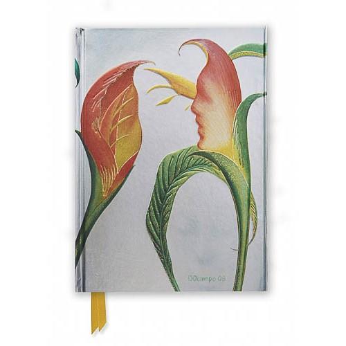 Octavio Ocampo: Flores Exoticas (Foiled Journal) - pr_1774899