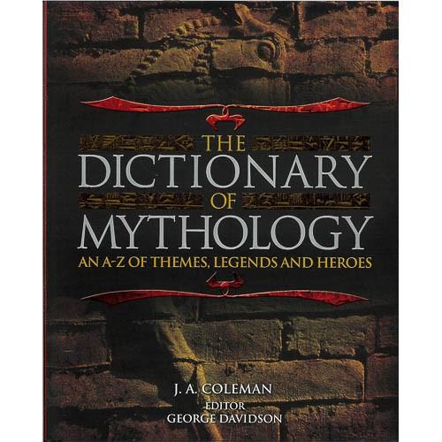 The Dictionary of Mythology - pr_1773582