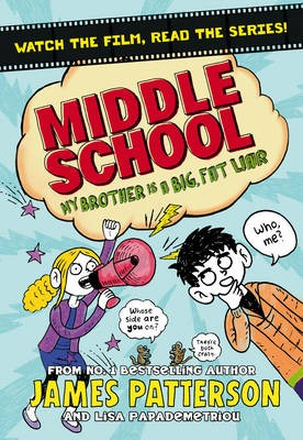 Middle School: My Brother Is a Big, Fat Liar - pr_118353