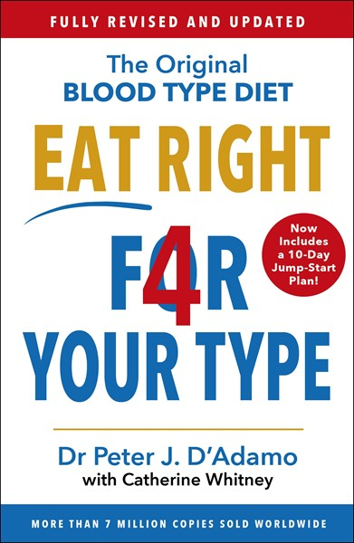 Eat Right 4 Your Type - pr_1700174