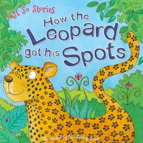 How the Leopard got his Spots - pr_1773798
