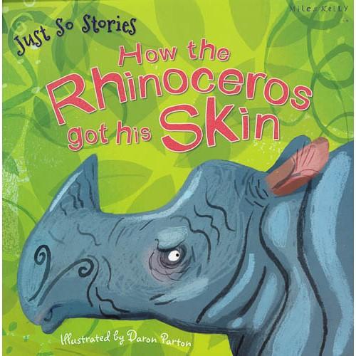 How the Rhinoceros got his Skin - pr_1773720