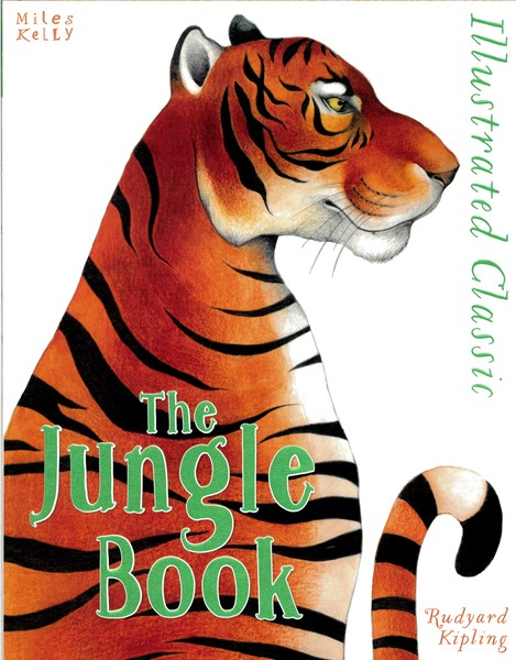 Illustrated Classic: Jungle Book - pr_1700225