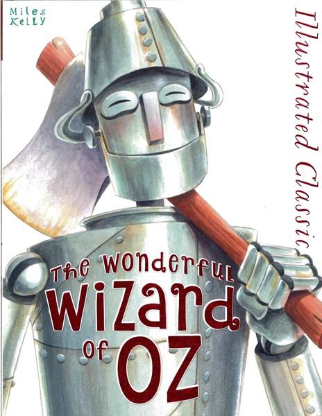 Illustraded Classic: Wizard of Oz - pr_1700212