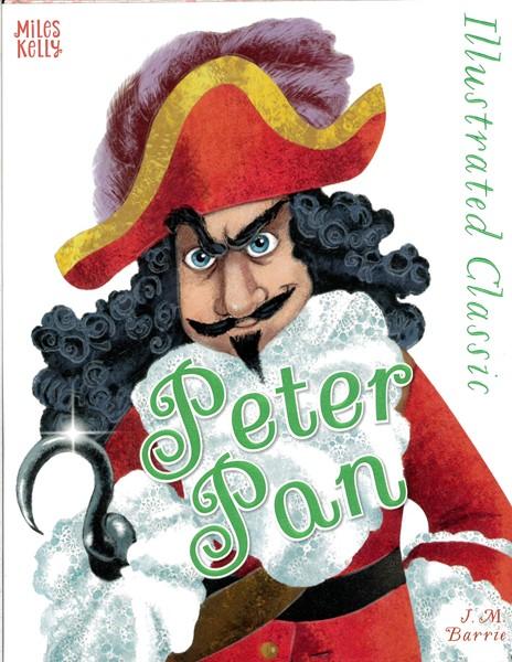 Illustrated Classic: Peter Pan -