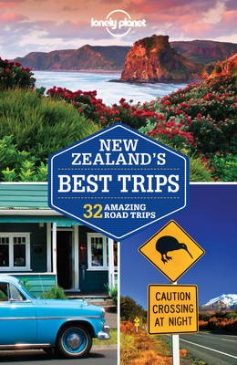 Lonely Planet New Zealand's Best Trips - pr_367763