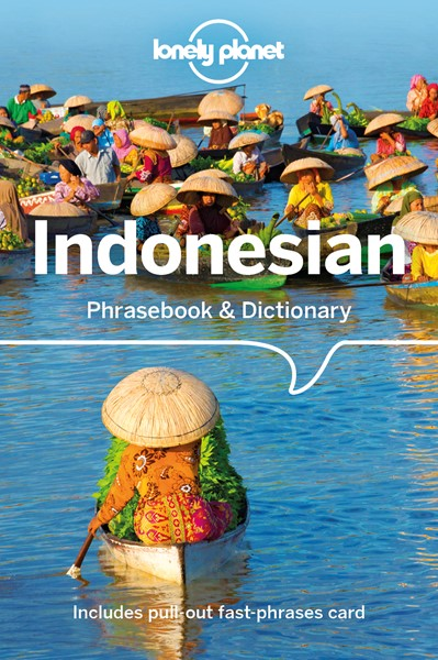 Lonely Planet Indonesian Phrasebook & Dictionary - pr_150920