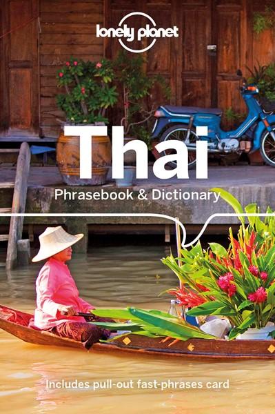 Lonely Planet Thai Phrasebook & Dictionary - pr_351767