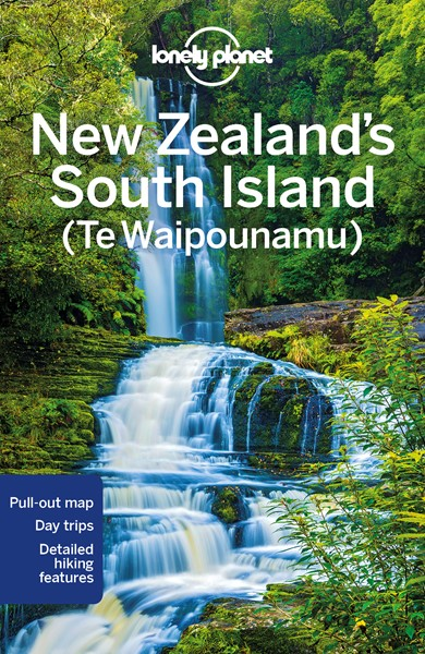 Lonely Planet New Zealand's South Island - pr_361373