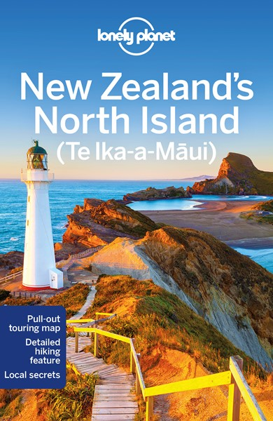 Lonely Planet New Zealand's North Island - pr_157338