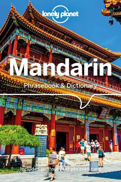 Lonely Planet Mandarin Phrasebook & Dictionary - pr_348614