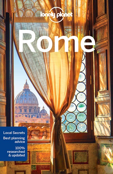 Lonely Planet Rome -