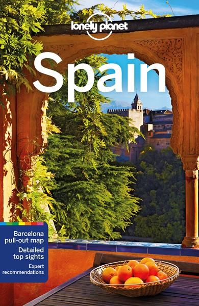 Lonely Planet Spain - pr_170685