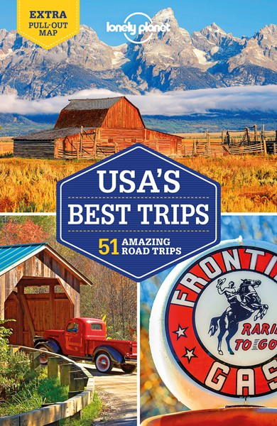 Lonely Planet USA's Best Trips - pr_366185