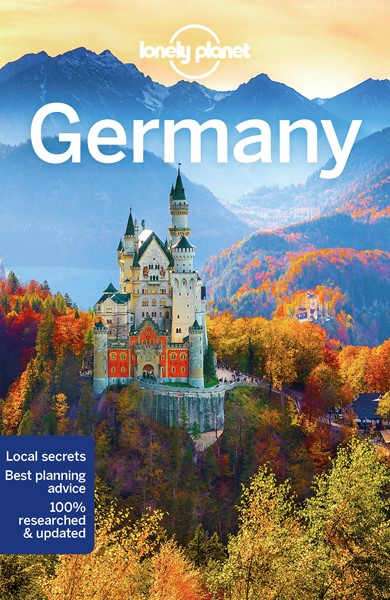 Lonely Planet Germany - pr_154149