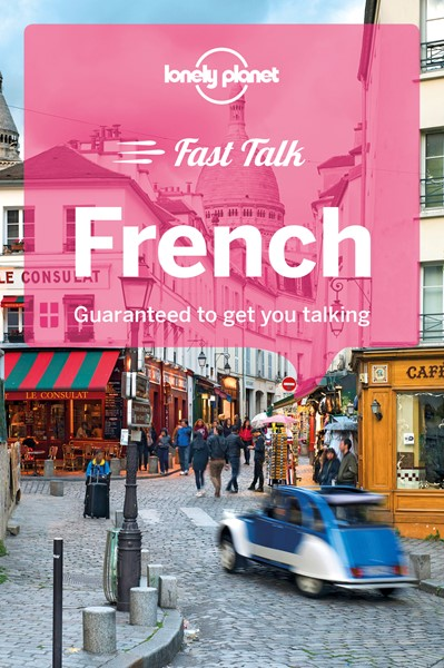 Lonely Planet Fast Talk French - pr_149319
