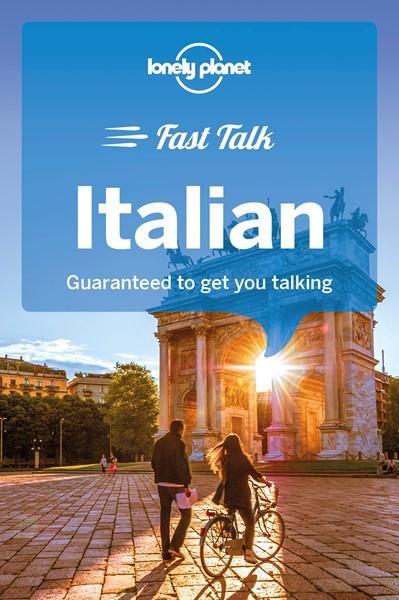 Lonely Planet Fast Talk Italian - pr_367768