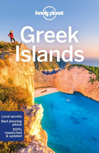 Lonely Planet Greek Islands - pr_165860