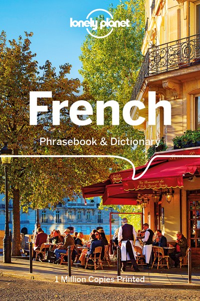 Lonely Planet French Phrasebook & Dictionary - pr_160970