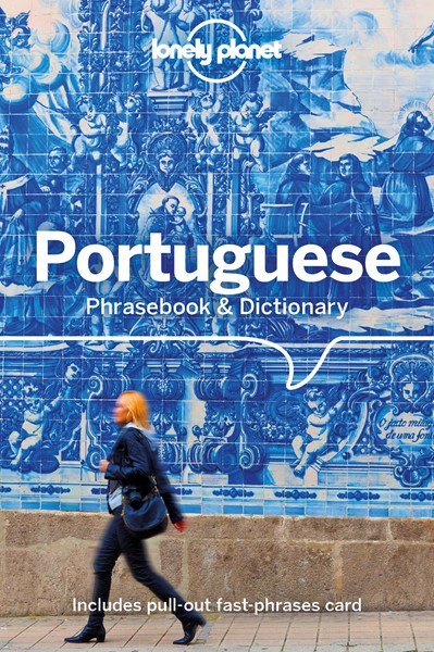 Lonely Planet Portuguese Phrasebook & Dictionary -