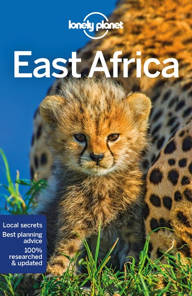 Lonely Planet East Africa - pr_348612