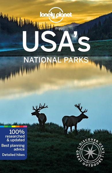 Lonely Planet USA's National Parks - pr_158952