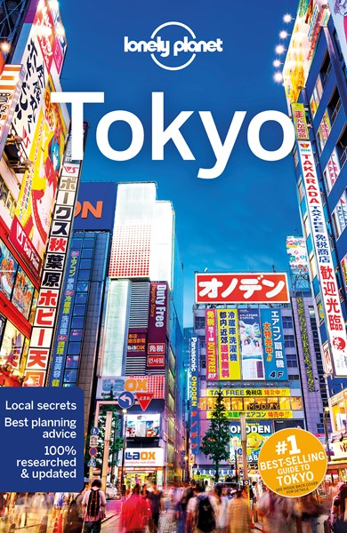 Lonely Planet Tokyo - pr_386453