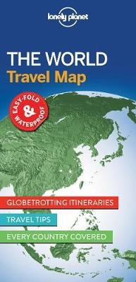 Lonely Planet The World Planning Map - pr_172204
