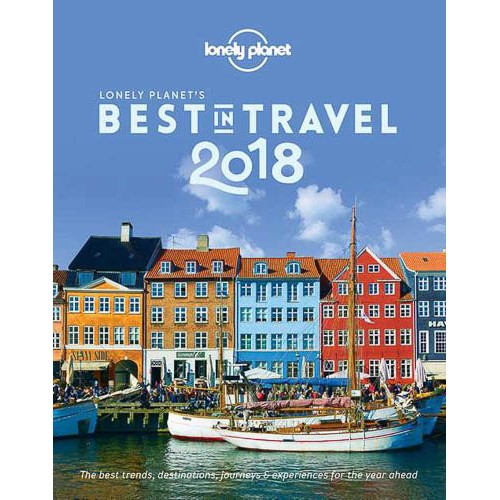 Lonely Planet's Best in Travel 2018 -